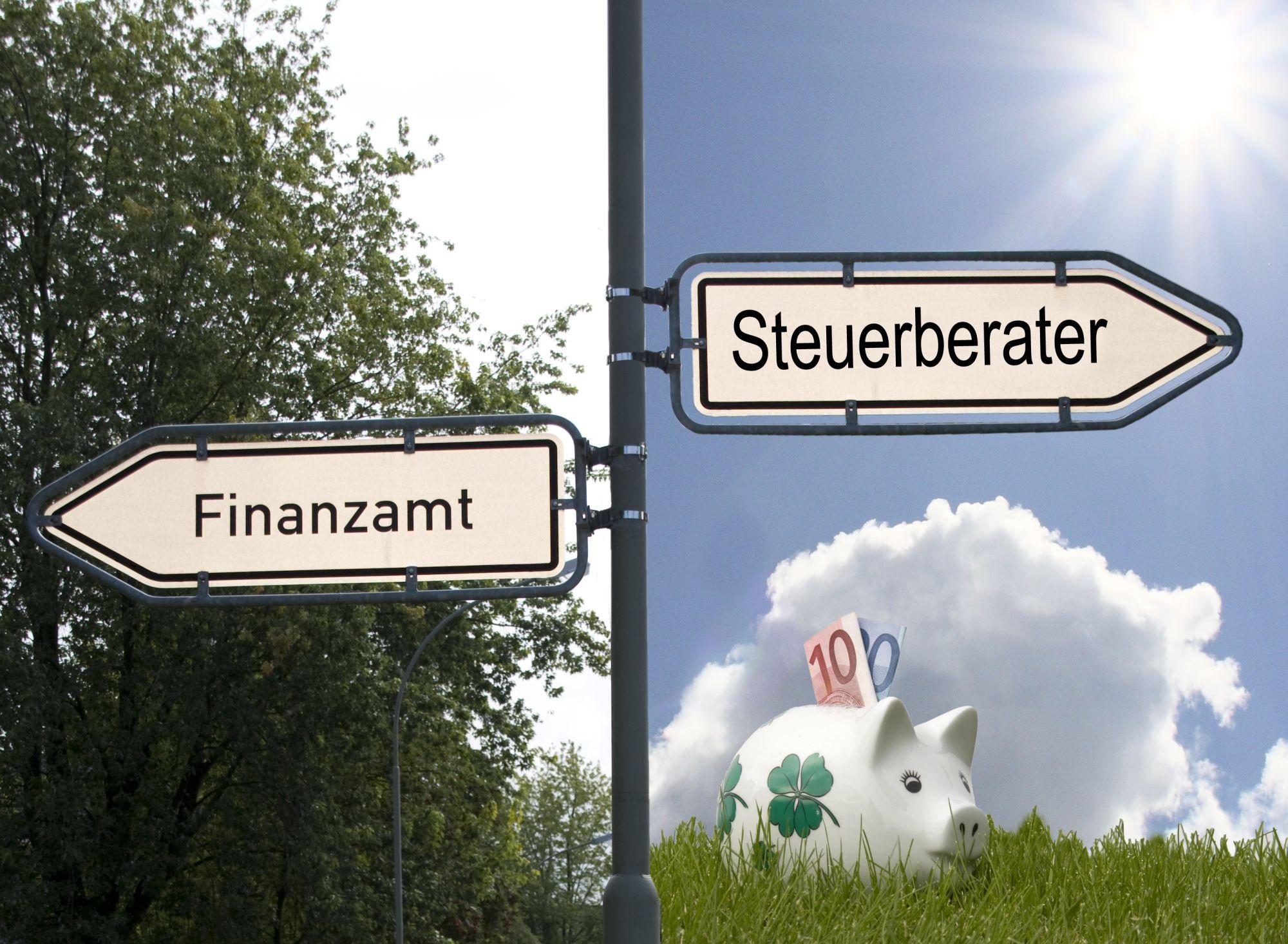 Finanzamt / Steuerberater